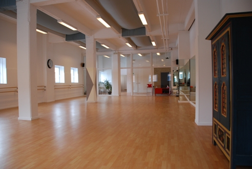 Studio de danse -Studio Dans'Harmonie